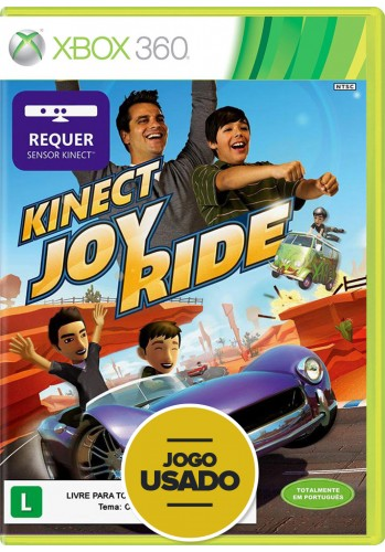 Joy Ride (seminovo) - Xbox 360
