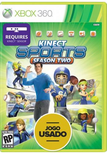 Kinect Sports 2 (seminovo) - Xbox 360