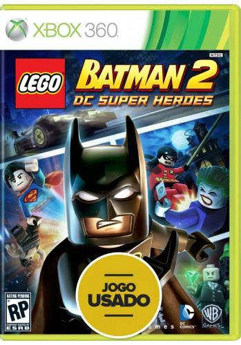 Lego Batman 2: DC Super Heroes (seminovo) - Xbox 360