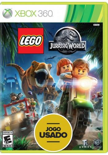 Lego Jurassic World - Xbox 360 (Usado)