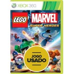 Lego Marvel Super Heroes (seminovo) - Xbox 360