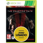 Metal Gear Solid V: The Phantom Pain (seminovo) - Xbox 360