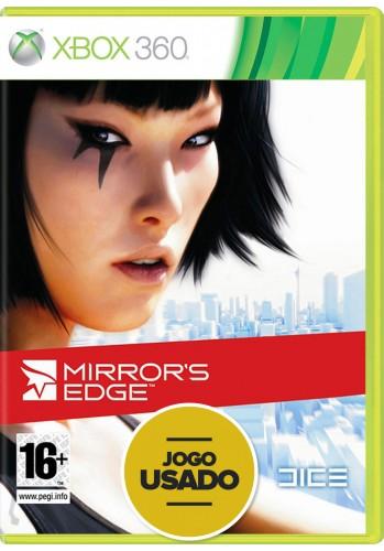 Mirror's Edge (seminovo) - Xbox 360