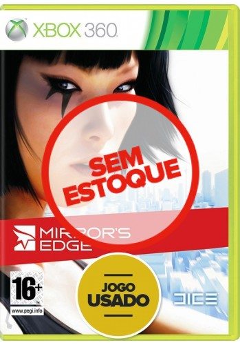Mirror's Edge (seminovo) - Xbox 360