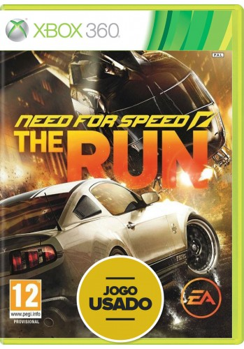 Need for Speed: The Run - Xbox 360 (Usado)