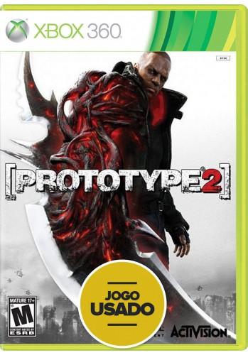 Prototype 2 (seminovo) - Xbox 360