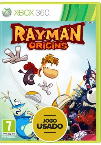 Rayman Origins - Xbox 360 (USADO)