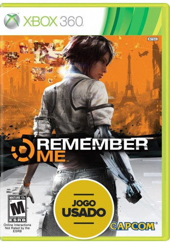Remember Me (seminovo) - Xbox 360