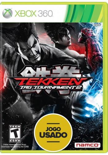 Tekken Tag Tournament 2 - Xbox 360 (Usado)