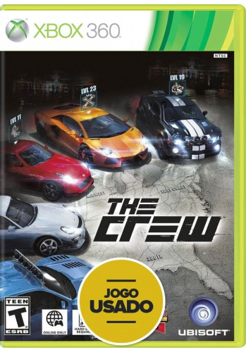 The Crew: Signature Edition (seminovo)  - Xbox 360