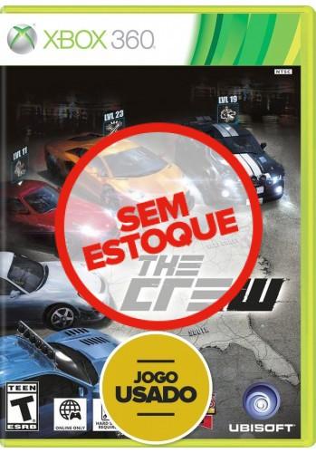 The Crew: Signature Edition (seminovo)  - Xbox 360
