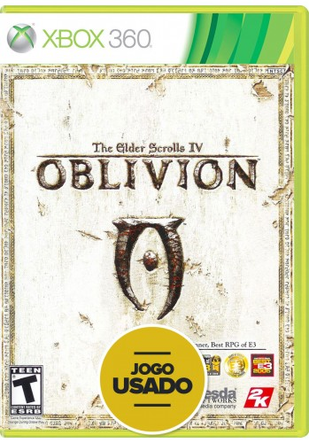The Elder Scrolls IV: Oblivion (seminovo) - Xbox 360