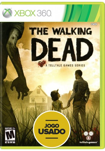 The Walking Dead (seminovo) - Xbox 360