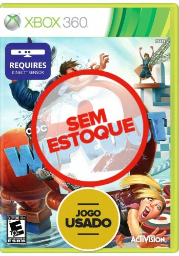 Wipeout 2 (seminovo) - Xbox 360