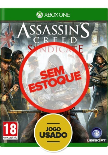 Assassin's Creed Syndicate - Xbox One (Usado)