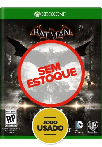 Batman: Arkham Knight - Xbox One (Usado)