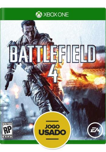 Battlefield 4 (seminovo) - Xbox One