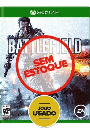 Battlefield 4 (seminovo) - Xbox One