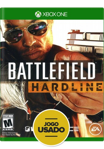 Battlefield Hardline (seminovo) - Xbox One