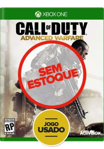 Call of Duty: Advanced Warfare (seminovo) - Xbox One