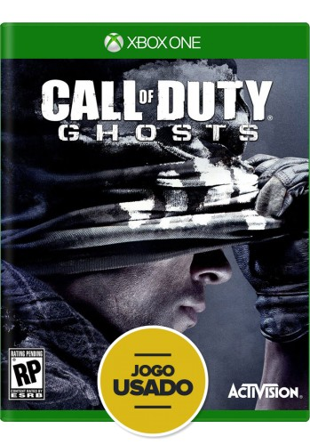 Call of Duty: Ghosts (seminovo) - Xbox One