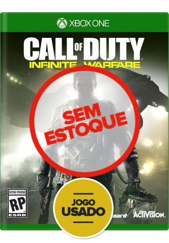 Call of Duty: Infinite Warfare - Xbox One ( Usado )
