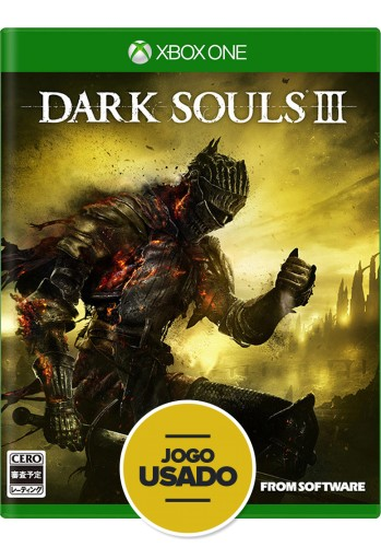 Dark Souls 3 - Xbox One ( Usado )