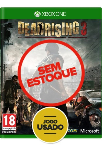 Dead Rising 3 (seminovo) - Xbox One