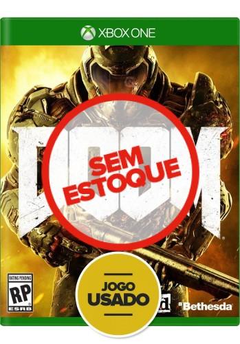 Doom - Xbox One (Usado)