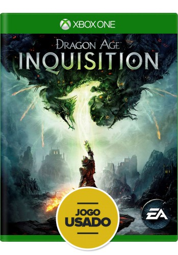 Dragon Age: Inquisition - Xbox One (Usado)