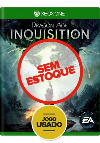 Dragon Age: Inquisition (seminovo) - Xbox One