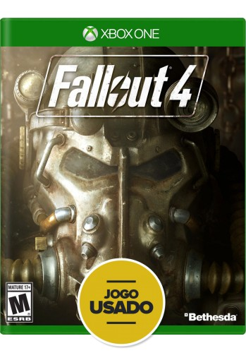 Fallout 4 (seminovo) - Xbox One