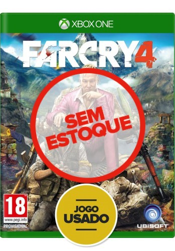 Far Cry 4 - Xbox One (Usado)