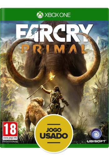 Far Cry Primal - Xbox One ( Usado )