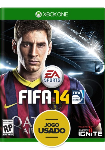 FIFA 2014 (seminovo) - Xbox One