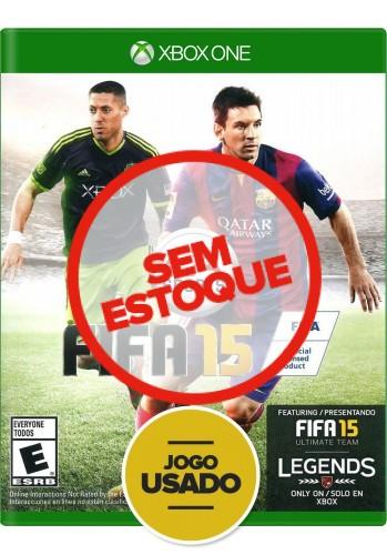FIFA 2015 (seminovo) - Xbox One