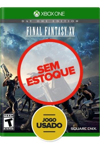 Final Fantasy XV - Xbox One ( Usado )