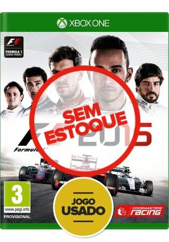Formula 1 2015 (seminovo) - Xbox One