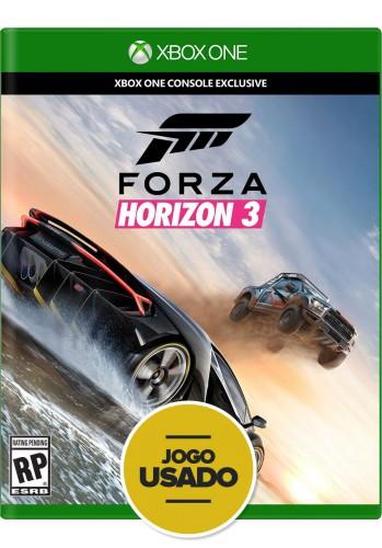Forza Horizon 3 - Xbox One ( Usado )