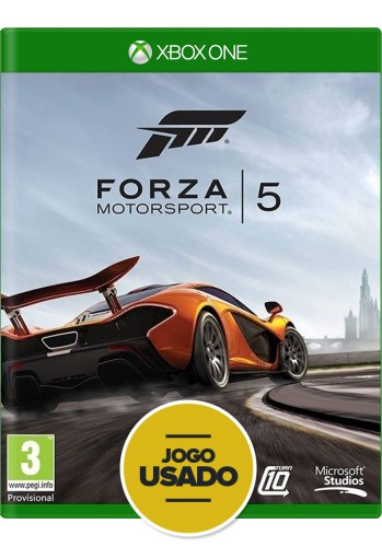 Forza Motorsport 5 (seminovo) - Xbox One