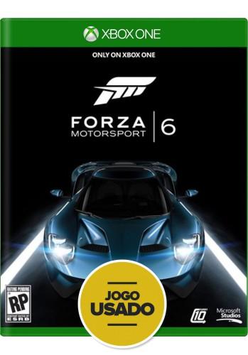 Forza Motorsport 6 - Xbox One (Usado)