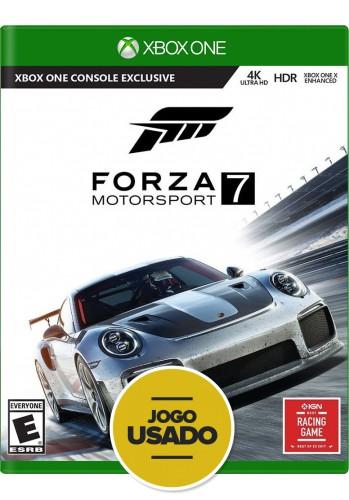 Forza Motorsport 7 - Xbox One (Usado)