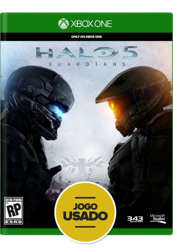 Halo 5: Guardians - Xbox One ( Usado )