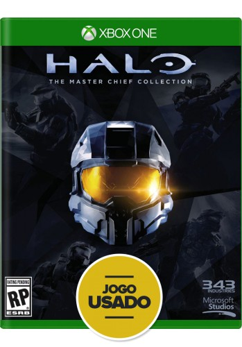 Halo: Master Chief Collection - Xbox One (Usado)