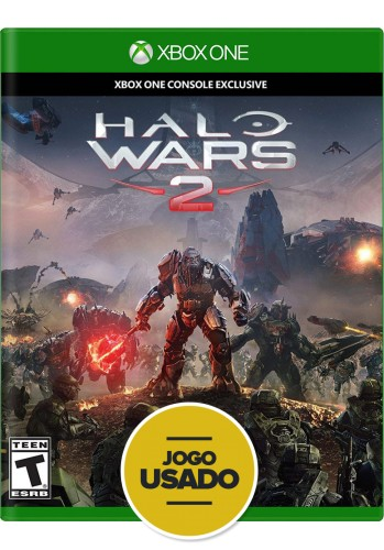 Halo Wars 2 - Xbox One ( Usado )