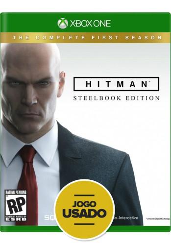 Hitman: A Primeira Temporada Completa - Xbox One (Usado)