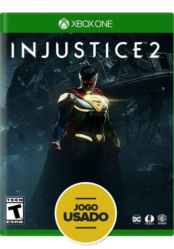Injustice 2 - Xbox One ( Usado )