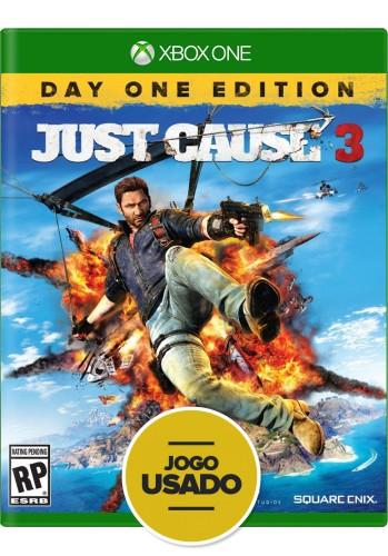 Just Cause 3 (seminovo) - Xbox One