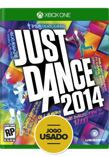 Just Dance 2014 (seminovo) - Xbox One
