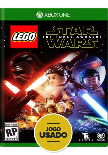 Lego Star Wars - O Despertar da Força (seminovo) - Xbox One